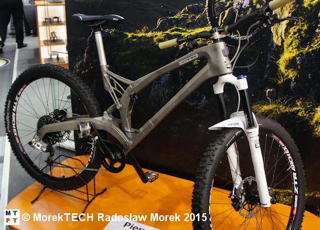 druk 3D - renishaw - rower