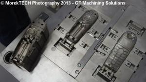 Forma, zdjęcie wykonane w centrum szkoleniowym GF Machining Solutions.