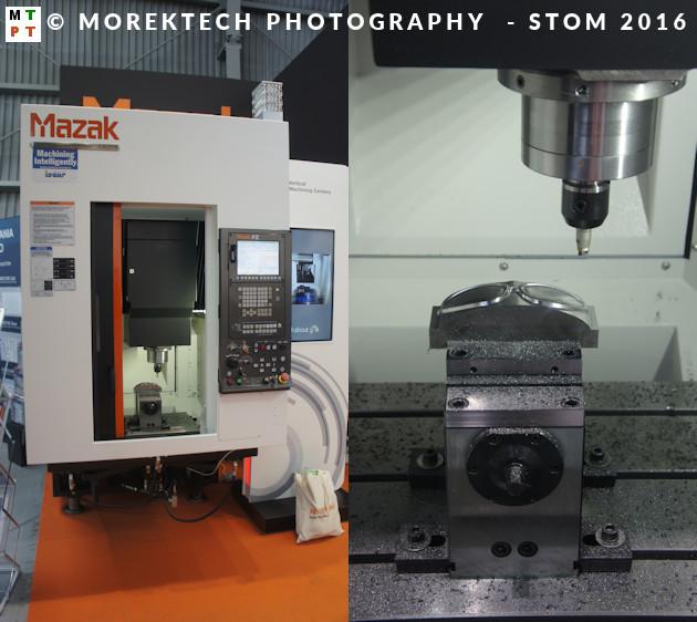 STOM 2016 - VerticalCenter Primos 400S