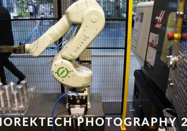 roboty przemysłowe - wprowadzenie