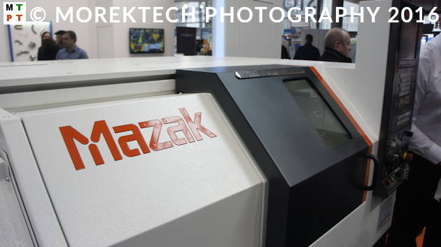 obrabiarki CNC - MAZAK