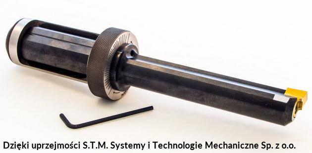 dłutowanie CNC - narzędzie