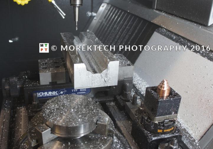 HSM - obróbki szybkościowe - High Speed Machining