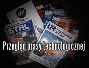 przegląd prasy technologicznej