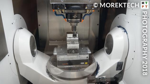 mikron mill P 500 U i 800 U - obrabiarki wielofunkcyjne