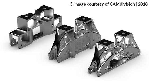 workpiece for piece production - 3D print