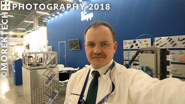 targi TOOLEX i Wirtotechnologia 2018