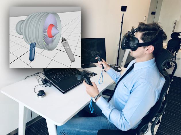 targi TOOLEX i Wirtotechnologia 2018 - CAMdiviosion - NX - VR