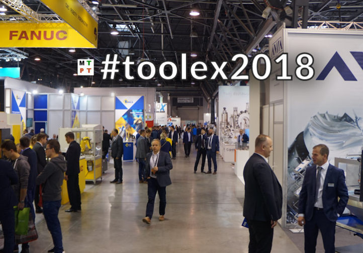 Toolex 2018 - automatyzacja. oprzyrządowanie i narzędzia