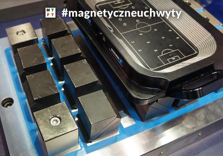 magnetyczne uchwyty obróbkowe