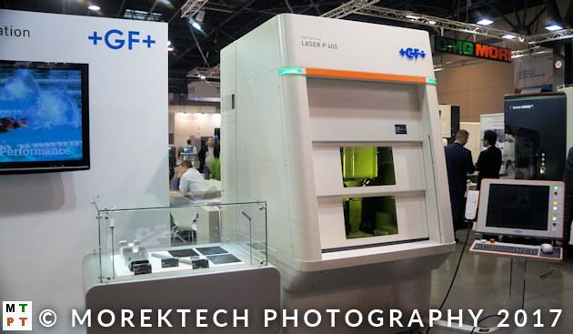 teksturowanie laserowe - GF Machining Solutions - Laser P