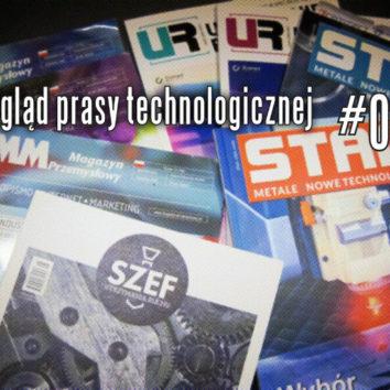 prasa technologiczna - przegląd 1/2019