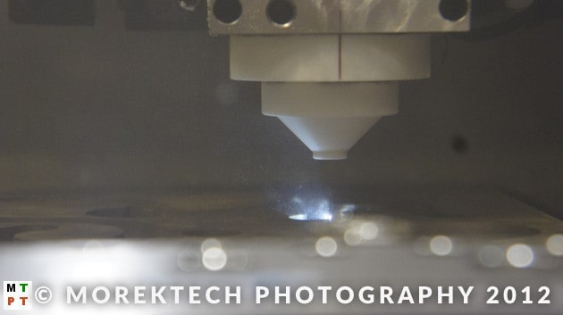 electrical discharge machining - wedm