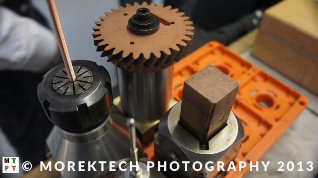 electrical discharge machining - sinker EDM electrode