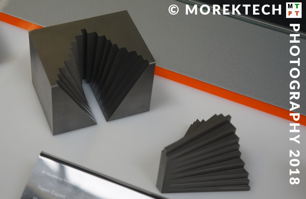 electrical discharge machining - wedm - tilted wire
