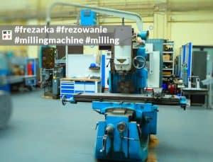 frezarka - milling machine